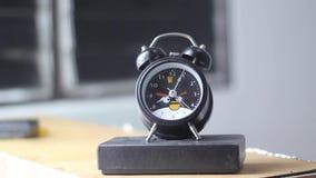 Тикая хронометр (секундомер) с оживленными стрелками видеоматериал