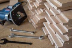 Тимберс, деревянный строительный материал для предпосылки и текстура Produ стоковые фото