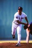 Тим Wakefield, Бостон Ред Сокс Стоковые Изображения