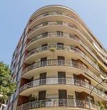 Типичная архитектура Барселоны Стоковое Изображение RF