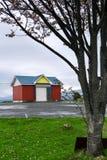 Типичная дом japaness Стоковая Фотография
