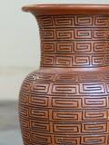 Типичная керамическая ваза Стоковые Изображения RF