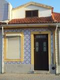 Типичная португальская дом Стоковые Фотографии RF