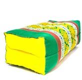 Типичная тайская подушка стиля на белой предпосылке Стоковое Изображение RF