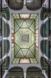 Типичное украшение потолков Туниса Стоковое фото RF