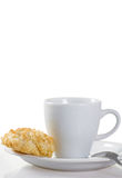 Типичные печенья Emilian с затиром миндалины Стоковые Фотографии RF