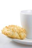Типичные печенья Emilian с затиром миндалины Стоковые Изображения