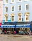 Типичный взгляд в Лондоне стоковые изображения rf