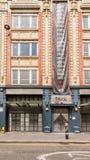 Типичный взгляд в центральном Лондоне Великобритании стоковые фотографии rf