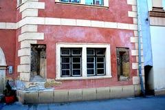 Типичный городской ландшафт в Sopron (Ã-denburg), Венгрии Стоковые Изображения RF