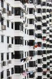 Типичный государственный жилой фонд стоковая фотография