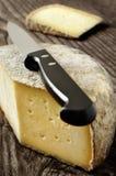 Типичный мягкий сыр Бергамо, Италии Стоковая Фотография RF
