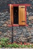 Типичный дом Bento Goncalves Бразилия Стоковые Фото