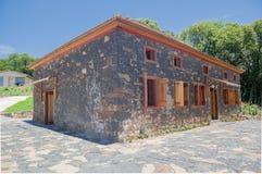 Типичный дом Bento Goncalves Бразилия Стоковое Изображение