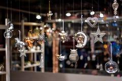 Типичный товар рождества в стойле стоковая фотография