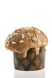 Типичный торт Кристмас от Милана (Италия) Стоковое Фото