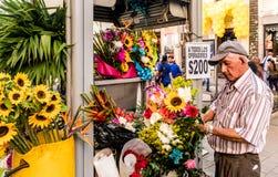 Типичный Medellin Колумбия стоковая фотография