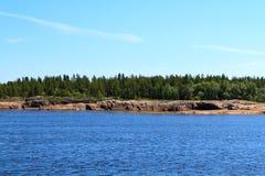 Типы белого моря Стоковое Изображение RF