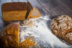 типы группы хлеба различные Стоковое фото RF
