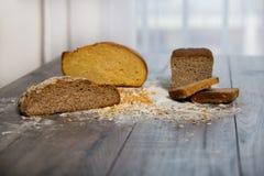 типы группы хлеба различные Стоковые Изображения RF