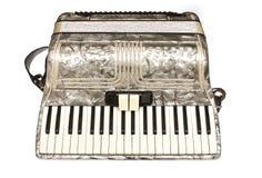 тип аккордеони традиционный стоковое фото