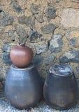 тип бака Азии традиционный стоковая фотография rf