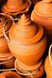 тип бака глины handmade тайский Стоковые Изображения RF