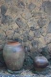 тип бака Кореи традиционный стоковые фото