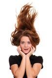 тип волос стоковое изображение rf