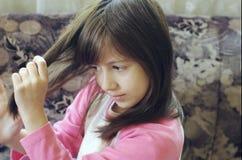 тип волос Стоковое фото RF