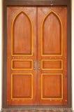 тип двери готский Стоковые Фотографии RF