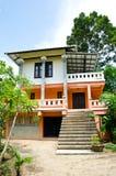 тип дома старый тайский Стоковое Фото