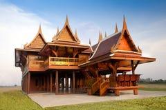тип дома тайский Стоковое Изображение RF