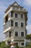 тип здания западный Стоковые Изображения RF