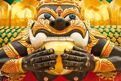 тип искусства гигантский тайский Стоковое Фото