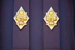 тип искусства тайский Стоковая Фотография RF