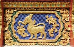 тип искусства тайский Стоковые Изображения