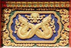 тип искусства тайский Стоковое Фото