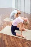 Тип йоги Стоковое Изображение