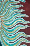 тип картины искусства тайский Стоковые Фотографии RF