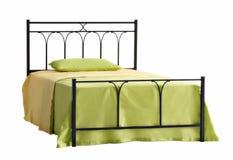 тип кровати классицистический изолированный Стоковые Фото
