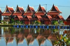 тип дома тайский Стоковое фото RF