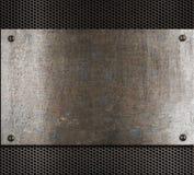 тип пара металла предпосылки старый панковский Стоковое Изображение RF