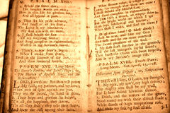 тип пергамента предпосылки старый бумажный Стоковые Фотографии RF