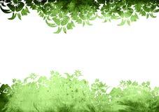 тип предпосылок флористический Стоковое Изображение RF