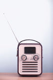 тип радио ретро Стоковое Изображение RF