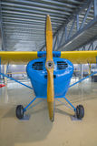 Тип самолета, межгосударственный кадет s.1a Стоковая Фотография