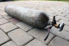 Тип СССР baloon газа стоковые изображения rf