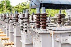 Тип трансформаторы CSP Стоковое фото RF