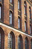 тип фасада здания готский старый Стоковые Фотографии RF